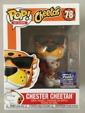 Funko Pop Chester Cheetah Hollywood Exclusive. Cheetos Ad Icon Limited Edition