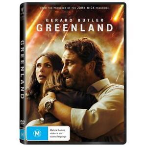 Greenland : NEW DVD