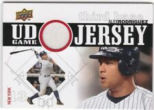 Alex Rodriguez New York Yankees 2010 Upper Deck UD Game Jersey Relic ^