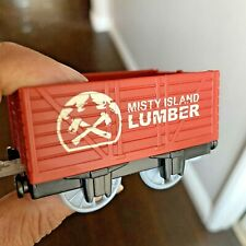 Rare Misty Island Lumber Cart Only of Thomas and Friends Trackmaster Toy Train