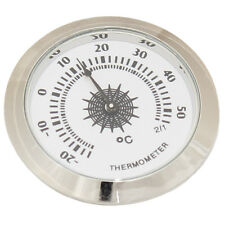 RYDE AIR TEMPERATURE/THERMOMETER TEMP GAUGE MOTORCYCLE/BIKE/CLASSIC CAR DASH