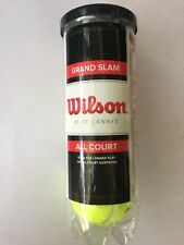 Wilson Sporting Goods Grand Slam All Court Tennis Balls (1-Can)