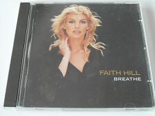 Faith Hill - Breathe (CD Album) Used very good