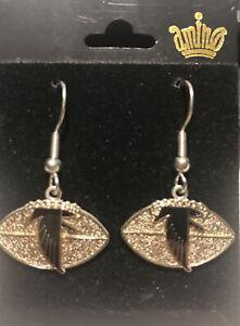 NFL Atlanta Falcons Fashion Dangle Earrings NEW