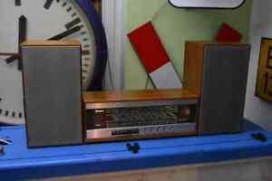 SABA, Freudenstadt, Stereo, FD-E, ECLL800, Röhrenradio, selten, überholt