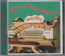 Wurlitzer Wonder NEW & SEALED CD 1st Class Post From The UK