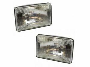 Headlight Assembly Set 8WPV28 for 740 760 1983 1984 1985 1986 1987 1988 1989