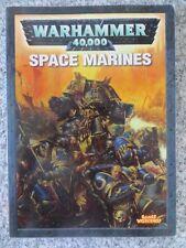 Warhammer 40k --  Codex Space Marines (2004)