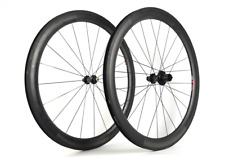 "Ruedas Syntace Hi torque RS 50mm carbon Clincher CX Ray aprox. 1500g 28"" nuevo"