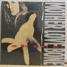 "Mother Love Bone – Shine   EP 12"" 1989   Stardog Records – near mint -"