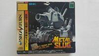 Metal Slug Sega Saturn VGC NTSC-J