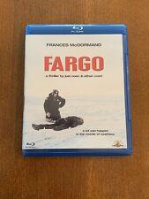 Fargo (Blu-ray Disc, 2009, Checkpoint Sensormatic Widescreen)