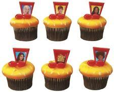 New High School Musical Cupcake Rings One Dozen Music Notes