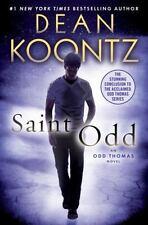 Odd Thomas: Saint Odd by Dean Koontz (2015, Hardcover)