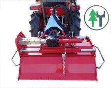 Bodenfräse BF135S hydraulischer Seitenverschub 1,35m Ackerfräse Traktorfräse