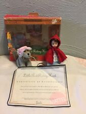 Little Red Riding Hood Barbie Giftset 2001