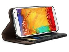 iLuv Samsung Galaxy Note 3 Genuine Leather Wallet Case Cover.