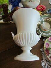 Vintage  Urne Planter Vase of Etruria Barlaston Wedgwood England White
