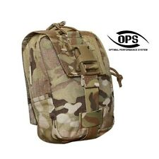 OPS QUICK DETACHABLE UTILITY POUCH IN CRYE MULTICAM