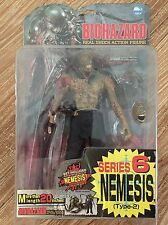 RESIDENT EVIL NEMESIS TYPE 2 BIOHAZARD MOBY DICK REAL SHOCK VINTAGE FIGURE