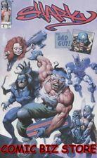 SHARKY #4  (2001) 1ST PRINT BAGGED & BOARDED IMAGE COMICS