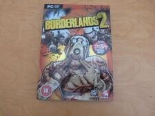 Borderlands 2 UK Region 2 PC DVD Premiere Club Content 2012