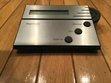 Bang & Olufsen BeoTalk 1100 Answering Machine 'UNTESTED'