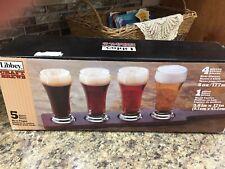 Libbey Craft Brews Beer Flight 5-Piece Set