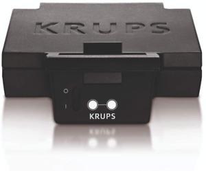 Krups Sandwichmaker FDK 451 Antihaftbeschichtungsplatte, Temperaturkontrolllampe