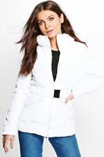 Abrigos y chaquetas de mujer de color principal blanco talla L