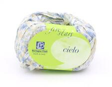 4 Balls of Bertagna Filati Cielo Ribbon Yarn #1