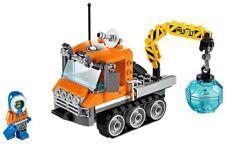 LEGO 60033-City-ICE Crawler-COMPLETO