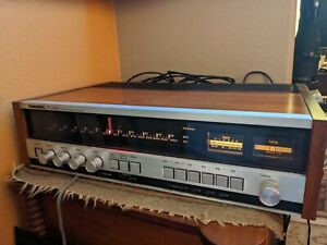 TANDBERG TR-2060 AM/FM Stereo Receiver Made in Olso Norway  NICE RECEIVER
