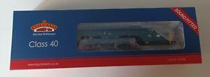 Bachmann Class 40 TMC Ltd Edition D233  DCC Sound 32-482ZSF