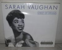 CD SARAH VAUGHAN - STREET OF DREAMS - NUOVO NEW