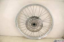 2002 Honda Cr125 Cr125r Front Wheel with Rotor