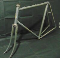 Vintage Raleigh Richmond Steel Frame & Forks 58cm for restoration
