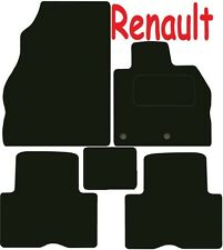 Renault Scenic DELUXE QUALITY Tailored mats 2009 2010 2011 2012 2013 2014 2015 2