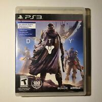 Destiny Sony Playstation 3 2014 T-Teen Complete Tested/Working