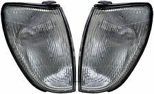 Pair Corner Indicators Lights For Toyota Landcruiser 01/98-04/05 New 100 99 00