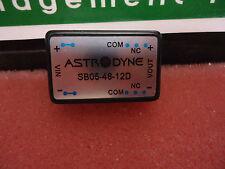 SB05-48-12D Astrodyne 5 Watt Dip Style DC/DC Converter Brand New!
