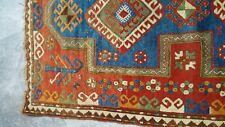 Caucasian Sevan kazak Rug 19th Century