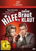 HILFE,MEINE BRAUT KLAUT - JACOBS,WERNER/ ALEXANDER,PETER,FROBOESS,C.   DVD NEU