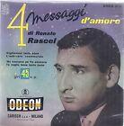"Disco 7"" - 45 Giri - Renato Rascel - EP - 4 Messaggi d'amore - 1956 - EX"