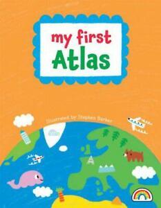 My First Atlas par Philip Dauncey,Couverture Rigide Used Livre Bon Sans & Fast