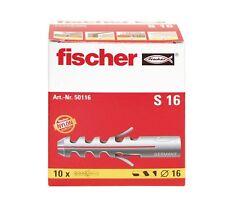 Fischer S 16 Spreizdübel  10 Stk. (050116)