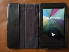 Google Nexus 7 16gb 1st generation With Case