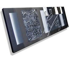 Leinwandbild HANDGEMALT moderne ORIGINAL  Abstrakt Kunst  XXL Bilder Wandbild