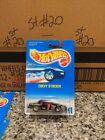 Mattel Hot Wheels Die Cast Metal 12924 Car #441 Chevy Stocker 1988 1991 NIP card