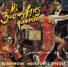 NEW Mi Buenos Aires Querido (My Beloved Buenos Aires): Tangos Among Friends